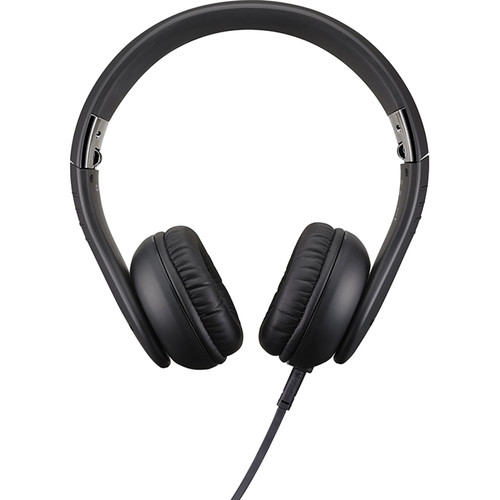 Casio XW-H1 On-The-Go Professional Tangle-Free Headphone (Black)