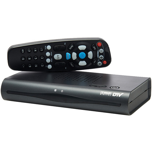 CASTi DSP6500 Digital Converter Box