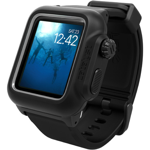 Catalyst Waterproof Case for 38mm Apple Watch Series 2 (Stealth Black)