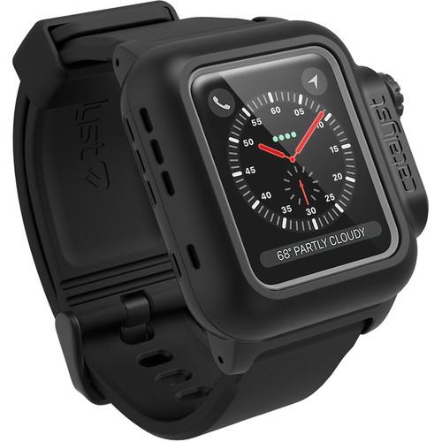 Catalyst Waterproof Case for 38mm Apple Watch Series 3 (Stealth Black)