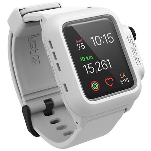 Catalyst Waterproof Case for 42mm Apple Watch Series 2 (Alpine White)