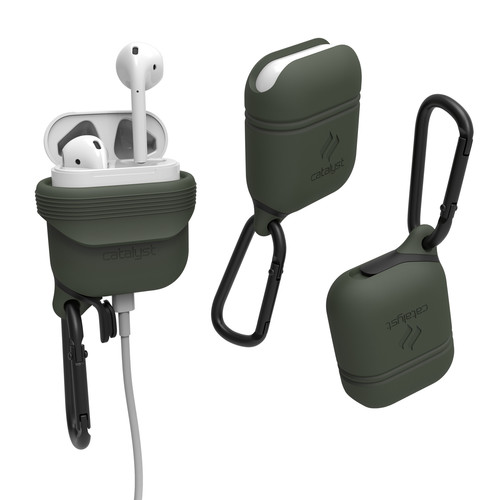 Catalyst Case for Apple AirPods (Army Green)