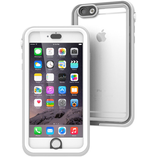 Catalyst Catalyst Case for iPhone 6 Plus/6s Plus (White/Mist Gray)