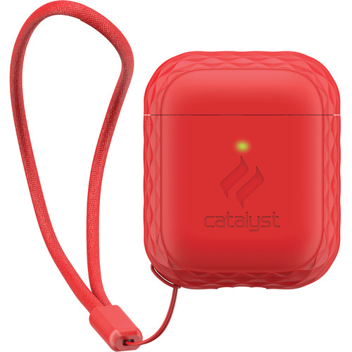 Catalyst Lanyard Case for AirPods (Flame Red)