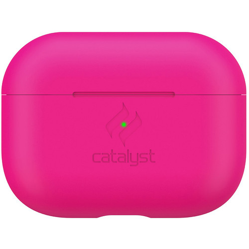 Catalyst Slim Case for Apple AirPods Pro (Neon Pink)