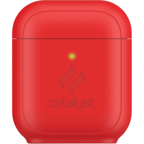 Catalyst Standing Case for Apple AirPods (Flame Red)