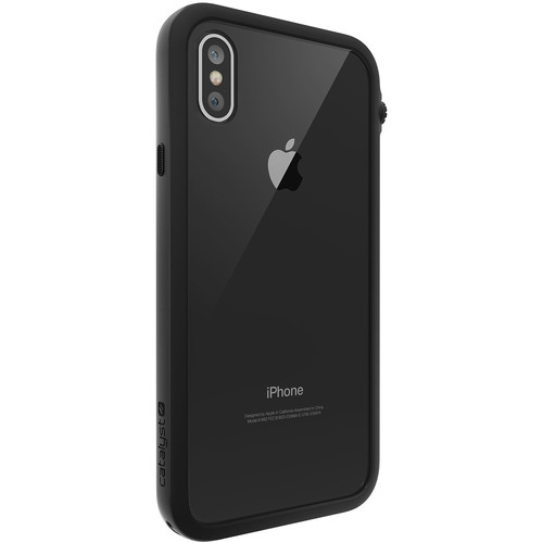 Catalyst Impact Protection Case for iPhone X (Stealth Black)