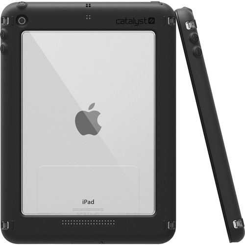 "Catalyst Waterproof Case for iPad 9.7"" 5th & 6th Gen 2017/2018 (Stealth Black)"