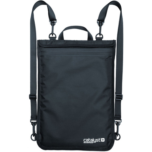 """Catalyst Waterproof Sleeve for 9-11"""" Tablets and Laptops (Black)"""