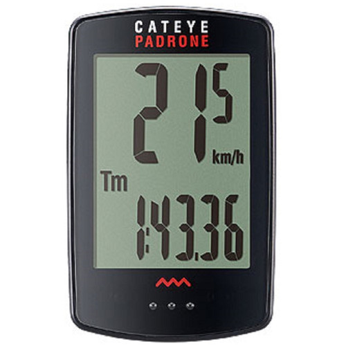 CatEye PA100W Padrone Bike Computer (Black)