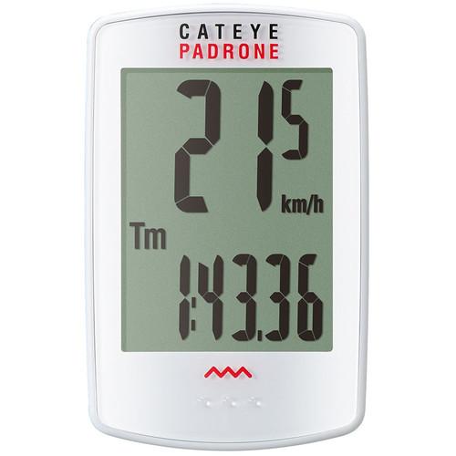 CatEye PA100W Padrone Bike Computer (White)