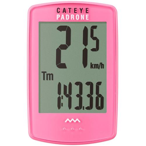 CatEye PA100W Padrone Bike Computer (Pink)