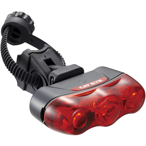 CatEye Rapid 3 Rear Safety Bike Light