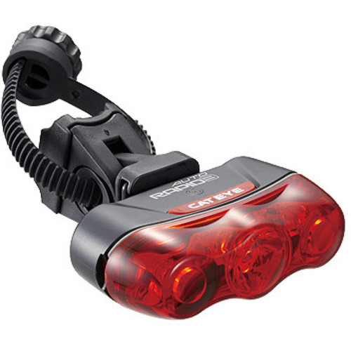 CatEye Rapid 3 Auto Rear Safety Bike Light