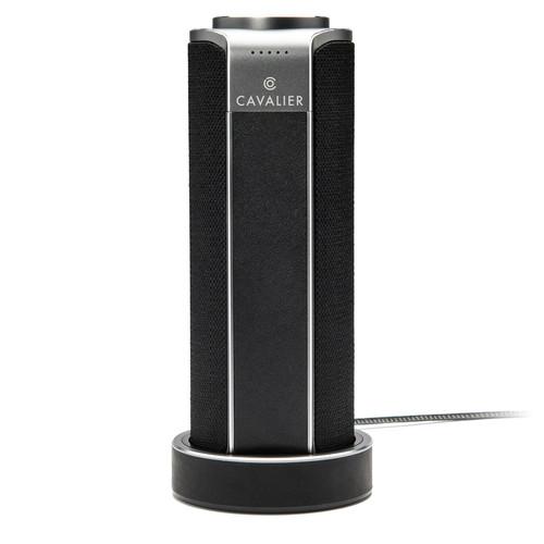 Cavalier Maverick Bluetooth & Wi-Fi Speaker with Amazon Alexa (Black)