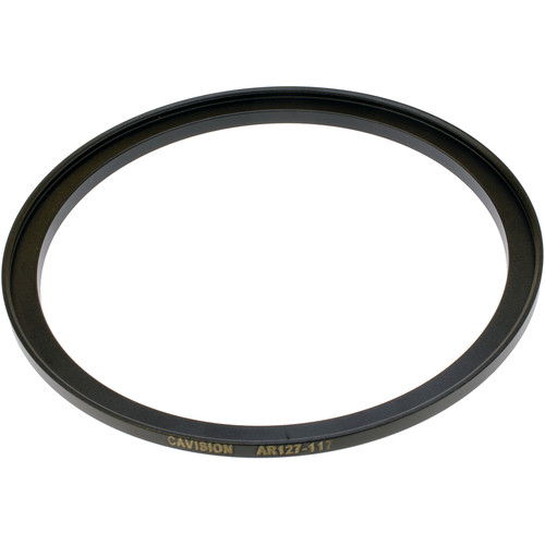 Cavision Step-Up Ring for Use with CR117-114/CR117-110/CR117-100 and ARP Series Adapter Ring (127 mm)