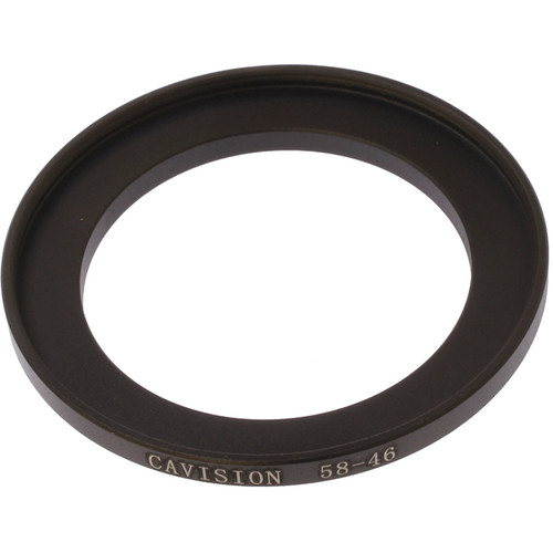 Cavision 46 to 58mm Threaded Step-Up Ring