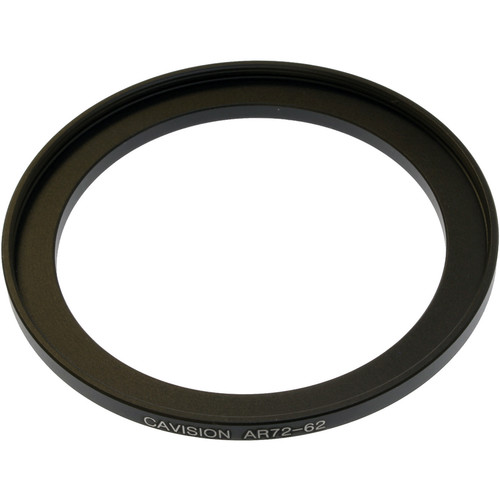 Cavision 62 to 72mm Threaded Step-Up Ring