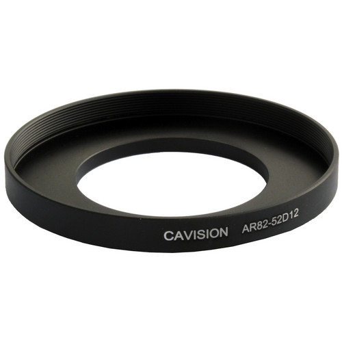 Cavision 52 to 85mm Threaded Step-Up Ring