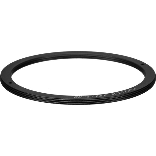 Cavision 72mm to 62mm Step-Down Adapter Ring for Wide Angle Attachments