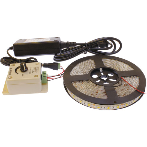 Cavision Tungsten LED Strip and Dimmer Package