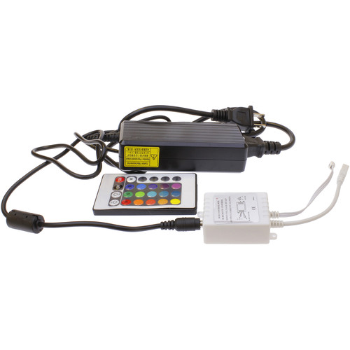 Cavision RGB Controller with Remote