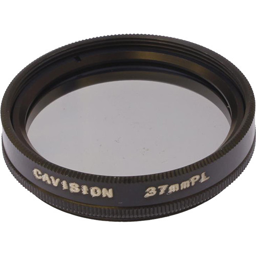 Cavision 37mm Linear Polarizer Filter