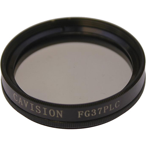 Cavision 37mm Circular Polarizer Filter