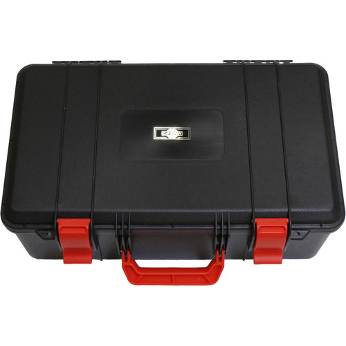 Cavision ABS Hard Case for SPS810M Suspension System with Windshield & Wind Cover