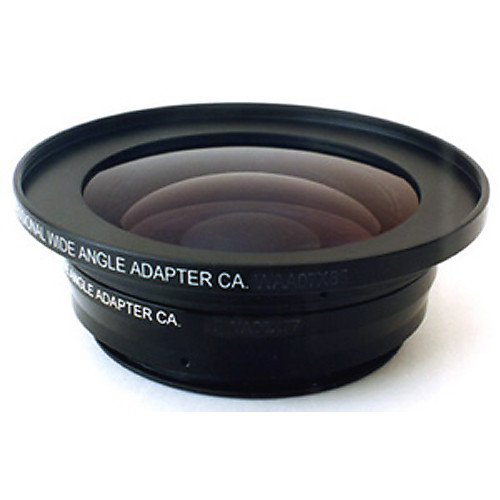 Cavision LWA05X77 0.5x Combination Wide Angle Adapter for 77mm Thread Lens (Black)