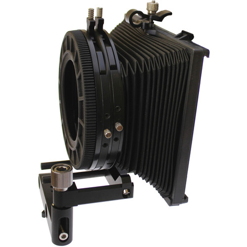 Cavision 4x4 Bellows Matte Box with Swing Away Component