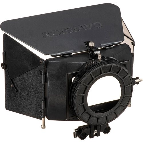 Cavision 4X5.65 Matte Box Package With 15mm Front Bracket