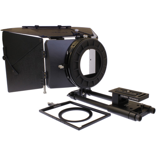Cavision 4 x 5.65 Matte Box Package for Panasonic DVX200