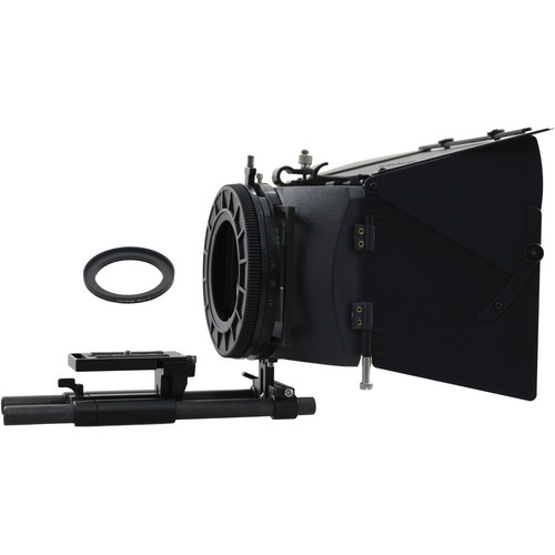 Cavision 4 x 5.65 Matte Box Package for Sony NEX-FS100/700 Camera
