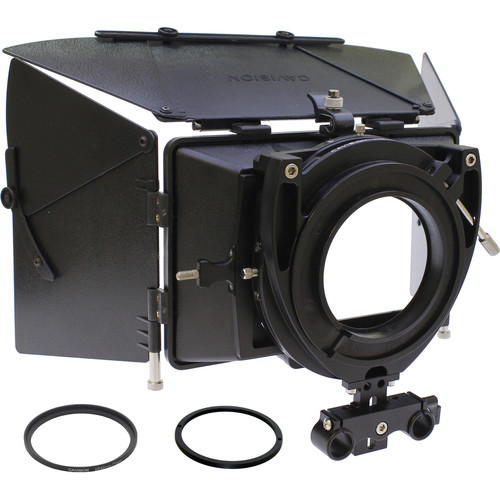 Cavision 4x5.65 Matte Box Package for Sony Z190 & Z280 without Rods Support