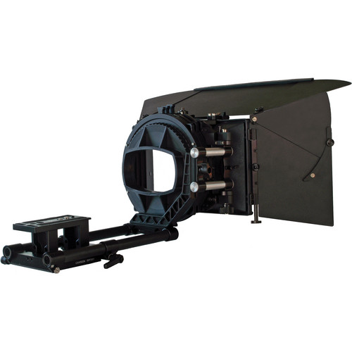 Cavision 6 x 6 Universal Matte Box Package for Panasonic 3DA1 Camera