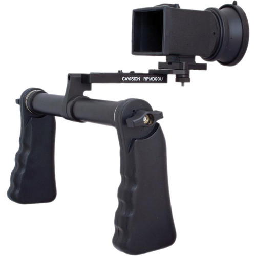 Cavision Dual Handgrip / Viewfinder Package for Canon 5D Mk III
