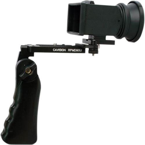 Cavision Single Handgrip / Viewfinder Package for Canon 5D Mk III