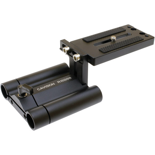 Cavision Rear Riser Bracket & Mini-DV Plate Kit