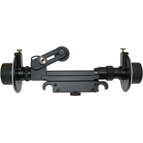Cavision Dual Wheel Follow Focus for 15/100mm Rods