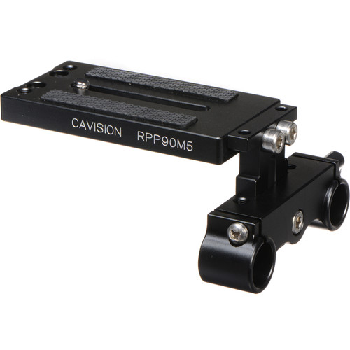 Cavision Front Riser Bracket & Mini-DV Plate Kit