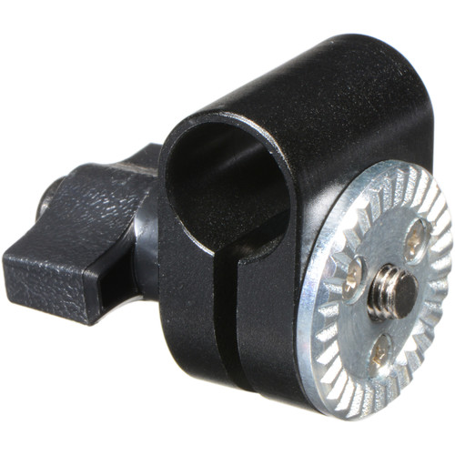Cavision Single 15mm Rod Holder with Rosette