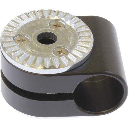 Cavision Single 15mm Rod Holder with Threaded Rosette