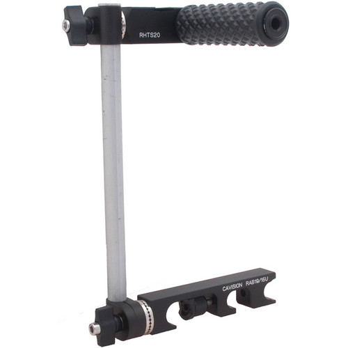 Cavision Top Handle for 15mm Rod (Left Side)