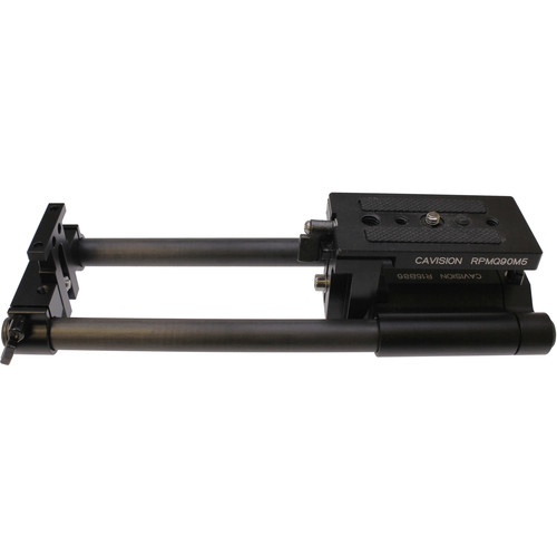 Cavision RS-15IIMQR-C Rods Support for Mini-DV Camera with Quick Release
