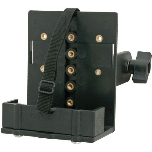 Cavision Adjustable Accessory Case with Connecting Piece for Shoulder Pad