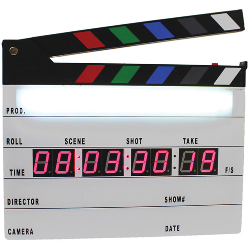 Cavision Next-Generation Clock Slate PLUS