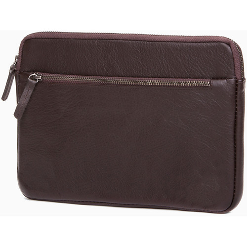Cecilia Gallery Montana Leather Sleeve for iPad mini 4 (Cocoa)