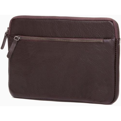Cecilia Gallery Montana Leather Sleeve for iPad mini 4 (Cocoa)