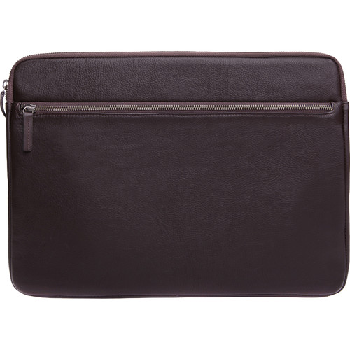 "Cecilia Gallery Montana Leather Sleeve for 15"" MacBook Pro (Cocoa)"